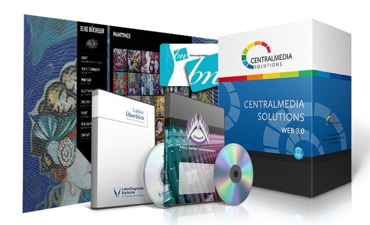 CMS Central Media Solutions Web 3.0
